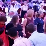 A ceili for an international conference at the Titanic