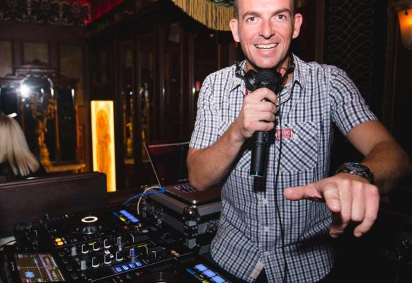 Meet the DJ – Mark Brown