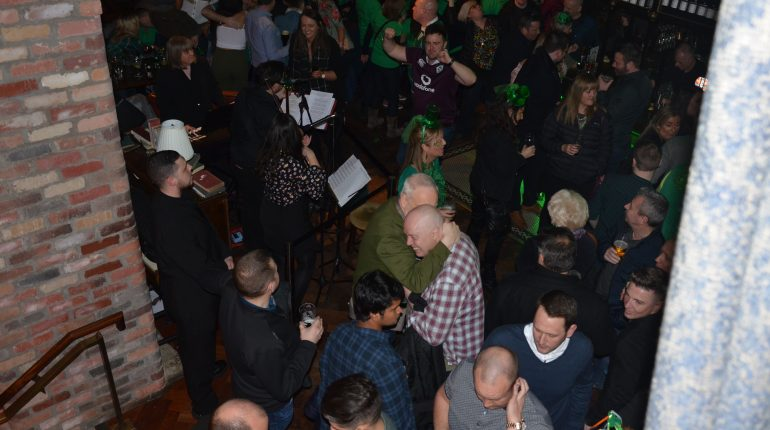 McAuley Folk Band Belfast